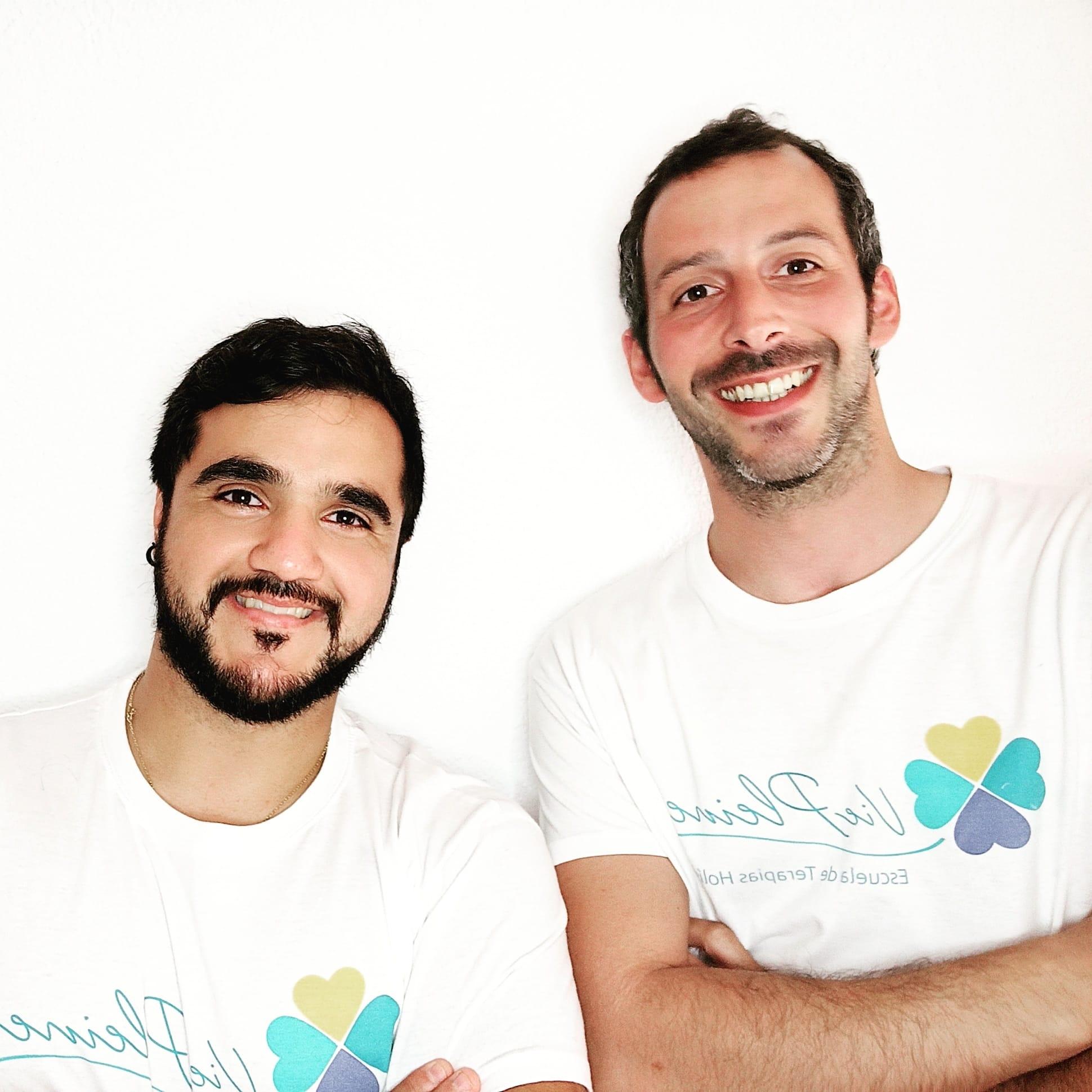 Pablo y Rafael - Vie Plaine